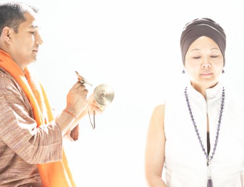 Healing Through Sound by Suren Shrestha
